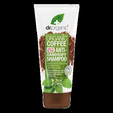 Dr. Organic Coffee Shampoo Anti-Roos