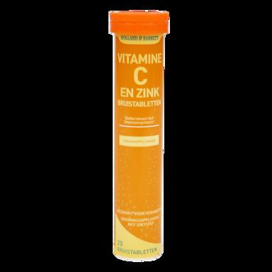 Holland & Barrett Vitamine C Met Zink (20 Bruistabletten)