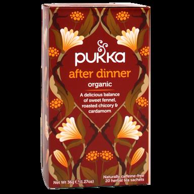 Pukka After Dinner Bio (20 Theezakjes)