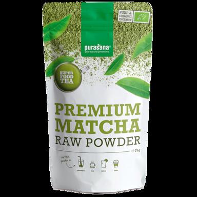Purasana Premium Matcha Raw Powder (75 g)