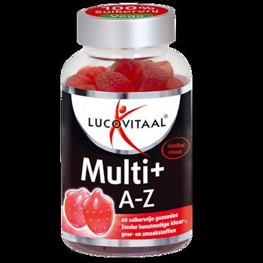 Lucovitaal Multi A-Z (60 gommes)