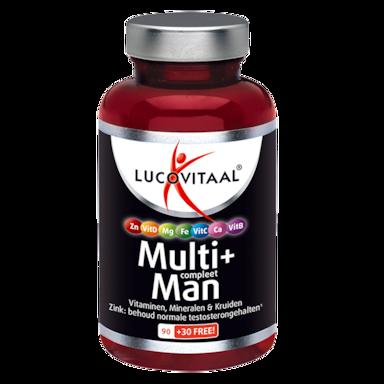 Lucovitaal Multi+ A-Z homme (120 comprimés)