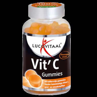 Lucovitaal Vitamine C (60 Gummies)