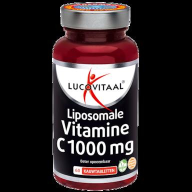 Lucovitaal Vitamine C1000 Liposomaal (60 Kauwtabletten)