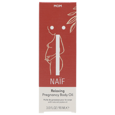 Naïf Relaxing Pregnancy Body Oil (90ml)