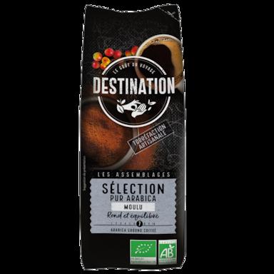 Destination Select Gemalen Koffie Bio (250gr)