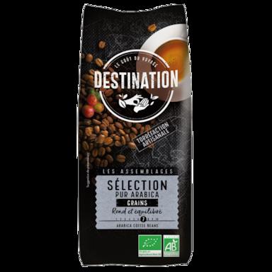 Destination Select Koffiebonen Bio (500gr)
