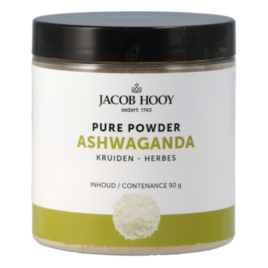 Jacob Hooy Pure Powder Ashwaganda (90g)