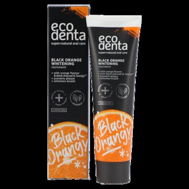 Ecodenta Black Orange Whitening Toothpaste (100ml)