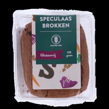 Holland & Barrett De Glutenvrije Bakker Speculaasbrokken (120gr)