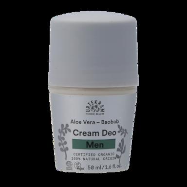 Urtekram Cream Deo Men (50ml)