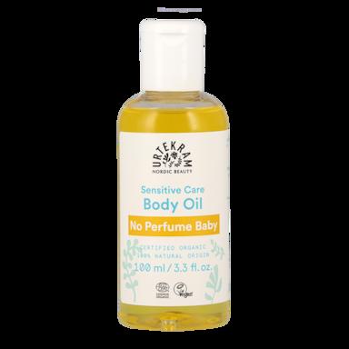 Urtekram Sensitive Care Body Oil No Perfume Baby (100ml)