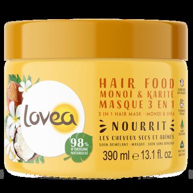 Lovea 3 in 1 Hairmask Monoi & Shea (390ml)