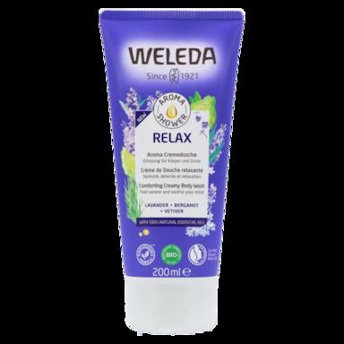 Weleda Aroma Shower Relax Douchecrème (200ml)