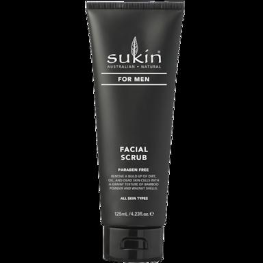 Sukin For Men Exfoliant pour le visage (125 ml)