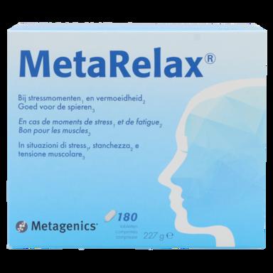 Metagenics MetaRelax (180 tabletten)