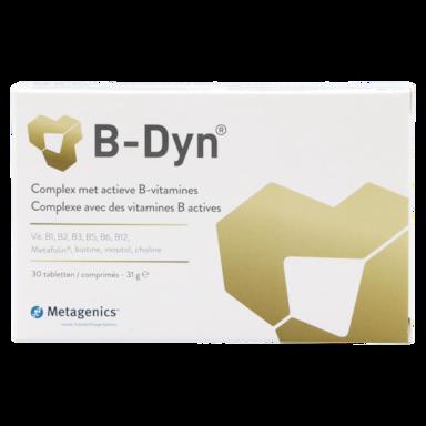 Metagenics B-Dyn® (30 tabletten)