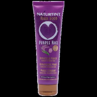 Naturtint Hair Food Purple Rice Hydraterend Masker (150ml)