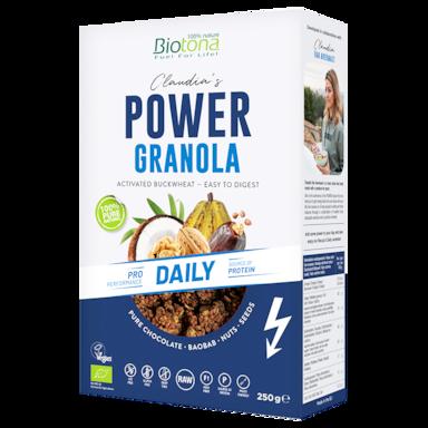 Biotona Power Granola Daily Bio (250gr)