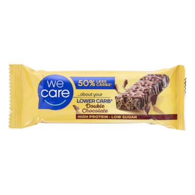 WeCare Lower Carb Double Chocolate (vervanger Atkins)