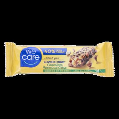 WeCare Lower Carb Chocolate Hazelnut Crisp (37 g)