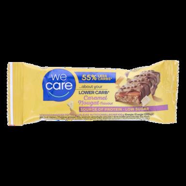WeCare Lower Carb Caramel Nougat (vervanger Atkins)