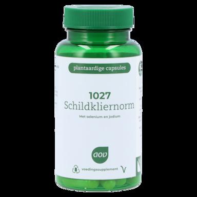 AOV 1027 Schildkliernorm (60 Capsules)