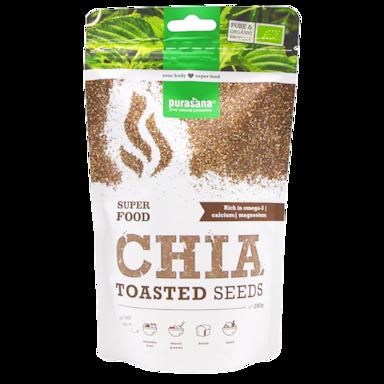 Purasana SuperFood Chia Toasted Seeds Bio (200gr)