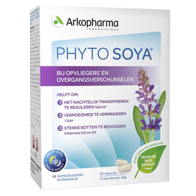 Phyto Soya Forte (60 Capsules)