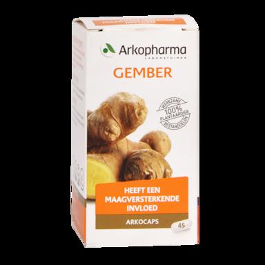 Arkopharma Gember (45 Capsules)