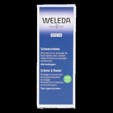 Weleda Scheercrème (75ml)