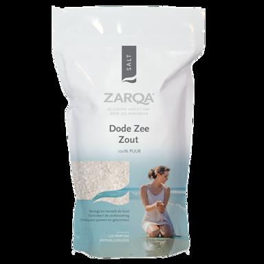 Zarqa Therapeutic Dead Sea Salt 1000gr