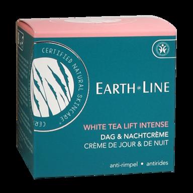 Earth Line Crème intense réaffermissante jour et nuit au thé blanc