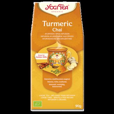 Yogi Tea Tumeric Chai Bio (90 g)