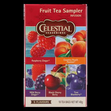 Celestial Seasonings Fruit Sampler (18 Theezakjes)