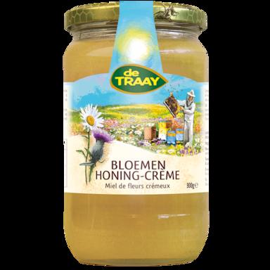 De Traay Imkerij Bloemen Honing Crème