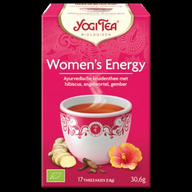 Yogi Tea Énergie Femme Bio