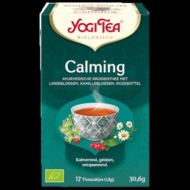 Yogi Tea Calming Bio (17 Theezakjes)
