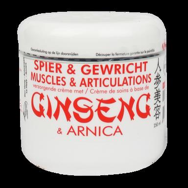 Ginseng Spier & Gewricht Crème (250ml)