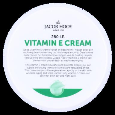 Jacob Hooy Vitamine E Crème