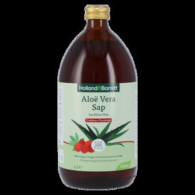 Holland & Barrett Aloe Vera Sap Cranberry (1L)
