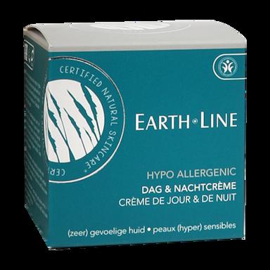 Crème jour et nuit Earth·Line hypo-allergénique