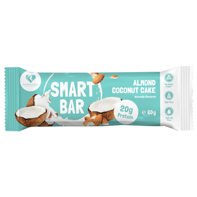 Woman's Best Smart Bar - Almond Coconut Cake (60gr)