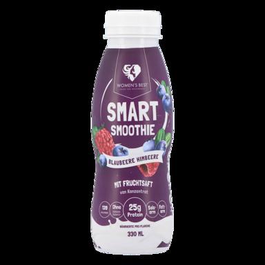 Women's Best Smart Smoothie - Blueberry Raspberry (330ml)