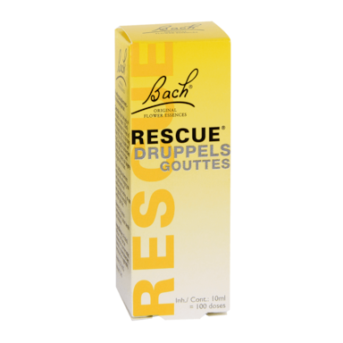 Bach Rescue Remedie Druppels (10ml)