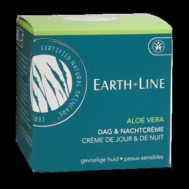 Earth·Line Aloë Vera Dag & Nacht Crème