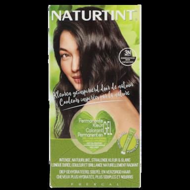 Naturtint Permanente Haarkleuring 3N Donker Kastanje Bruin