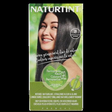 Naturtint Permanente Haarkleuring 1N Ebbenhout Zwart