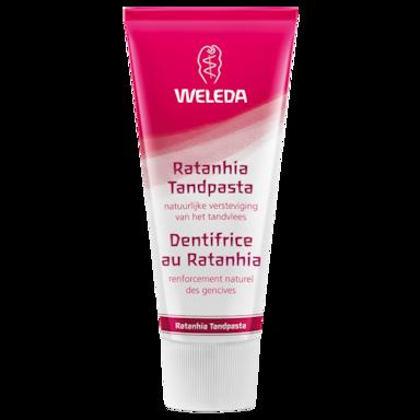 Weleda Ratanhia Tandpasta (75ml)