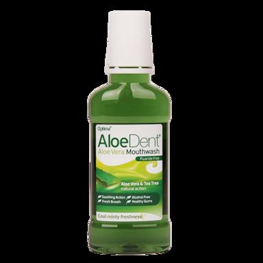 Aloe Dent Aloe Vera Mouthwash Zonder Fluoride (250ml)